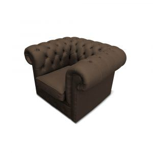 Plastic-Fantastic-Club-Chair-Brown
