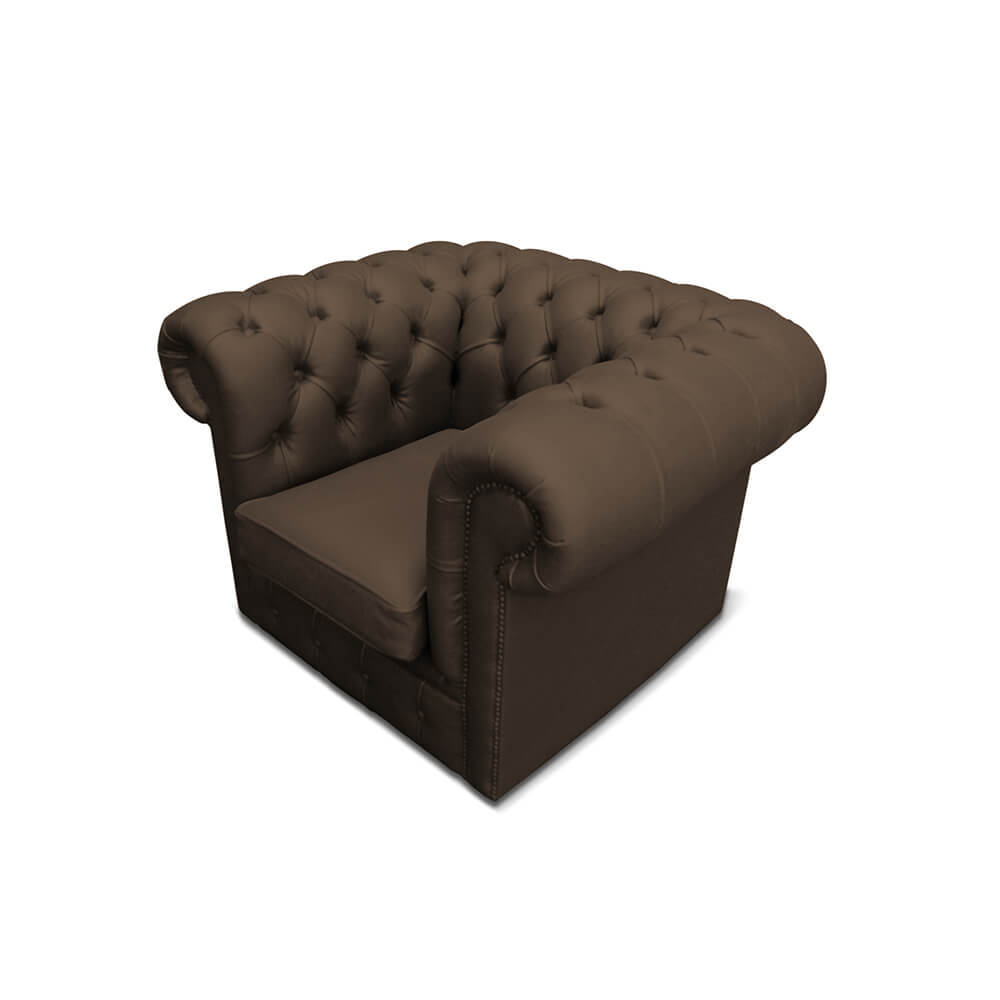 Plastic-Fantastic-Club-Chair-Brown