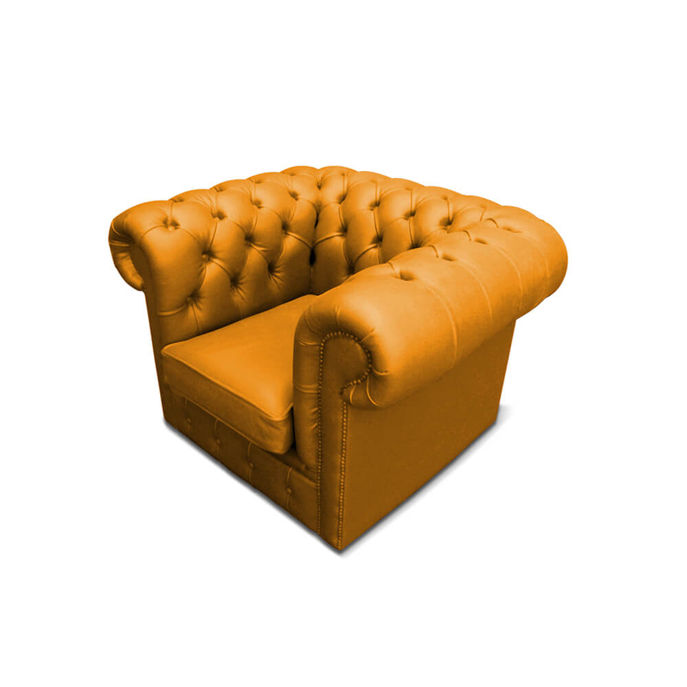 Plastic-Fantastic-Club-Chair-Orange