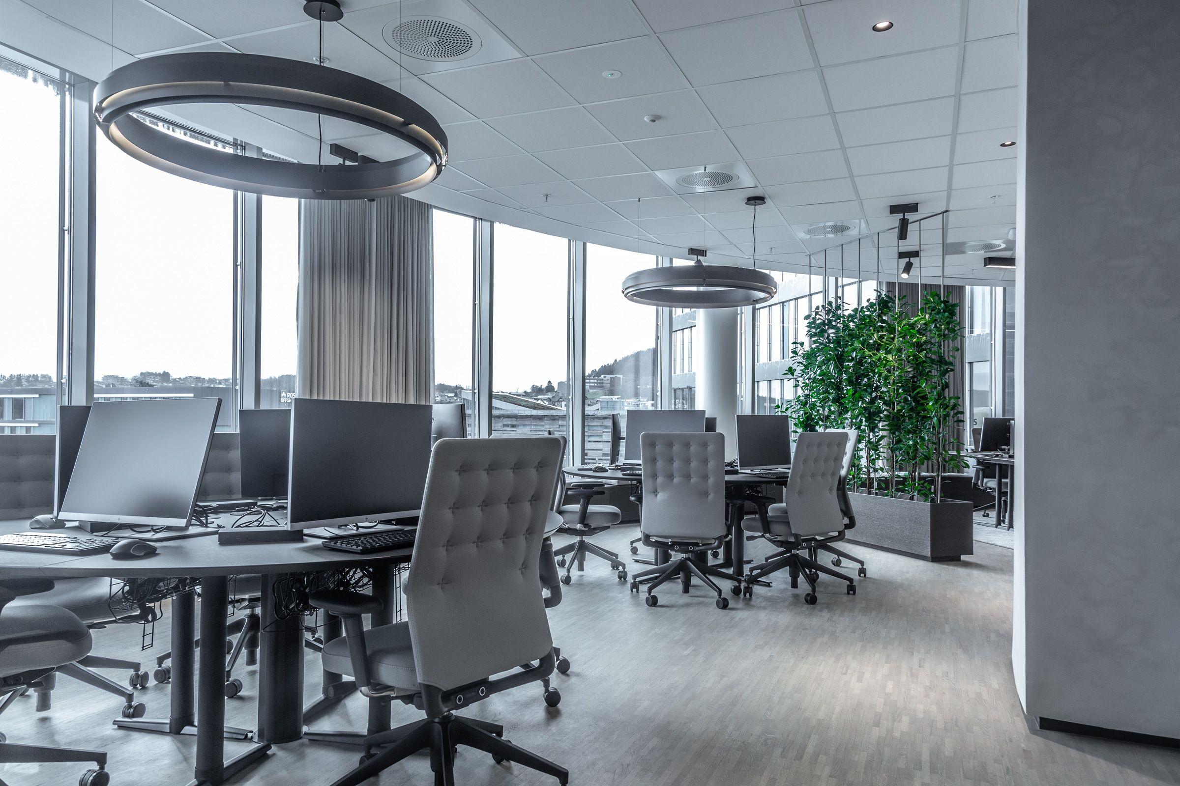 JSPR Empires @ Aker BP Office (NO) ; interior design by Magu Design AS ; photo by Arne Bru Haug ; Retailer Expo Nova AS