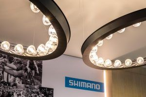 JSPR Aurora's @ Shimano Experience Room ; design by KRAGT (NL) ; realization by LOVD (NL)